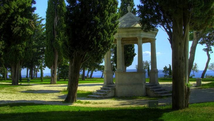 Split - Sustipan Park