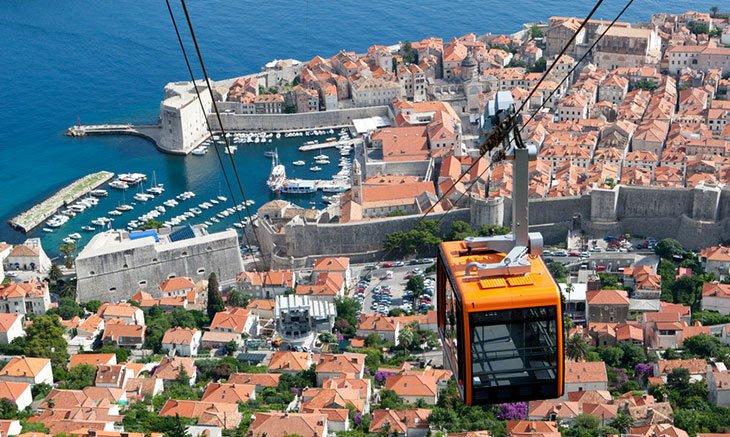 Cable Car Srd Hill - Dubrovnik