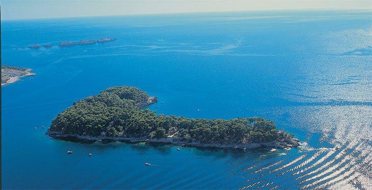 Daksa Island - Dubrovnik Islands