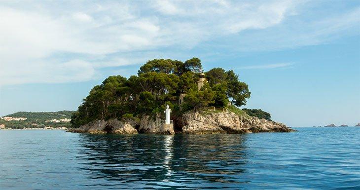 Elaphiti Archipelago Dubrovnik Islands