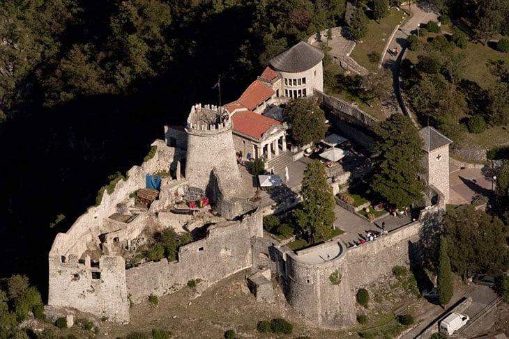 Kvarner Bay - Rijeka Trsat Castle