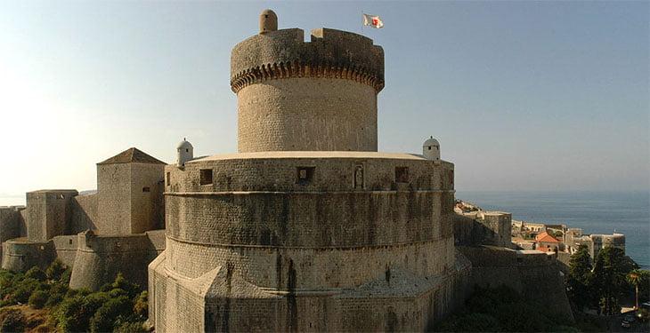 Minceta Tower - Dubrovnik Croatia