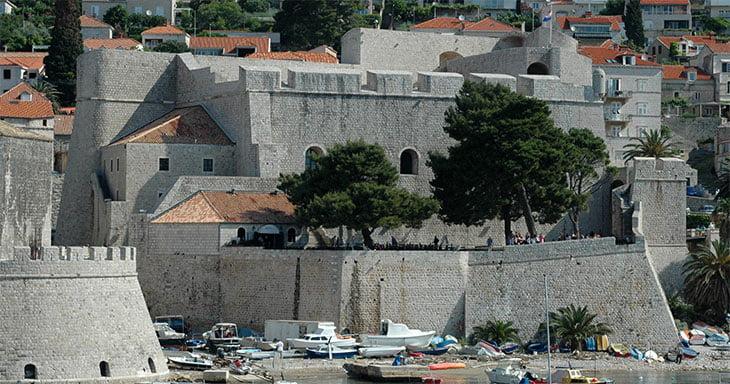 Revelin Fort Dubrovnik