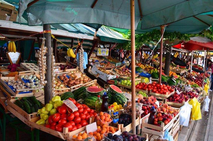 Green Market Zadar