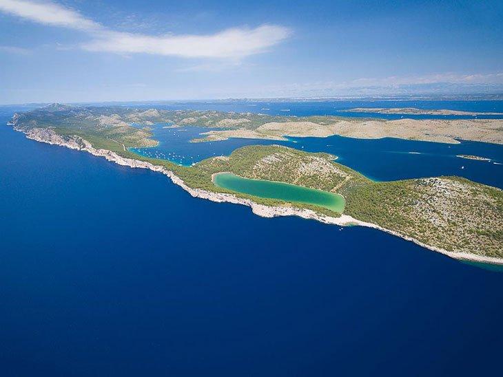 Kornati Islands - Zadar Itinerary