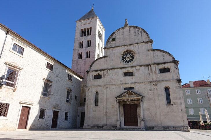 St Marys Church - Zadar Croatia