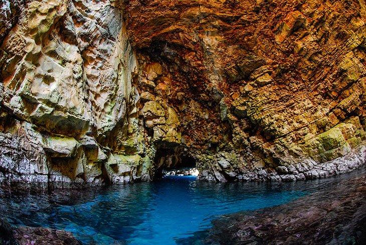 Mljet Cave Croatia