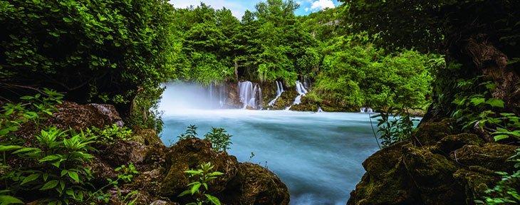Bilusica Buk - Krka National Park