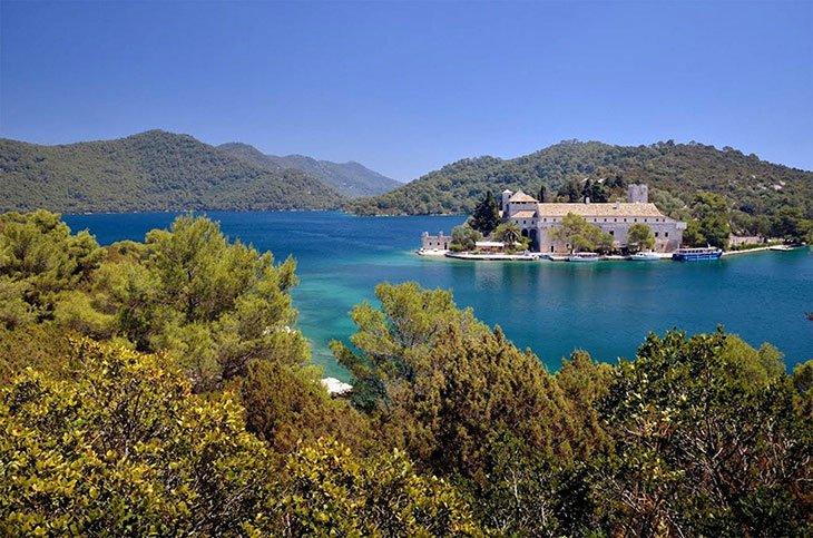 Island Mljet Croatia
