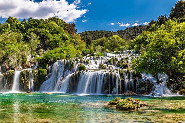 Krka Croatia - National Park