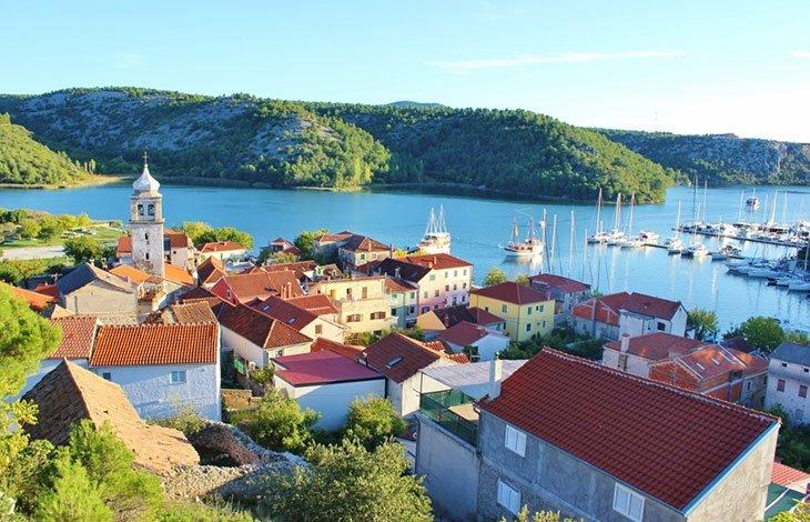 Skradin Croatia
