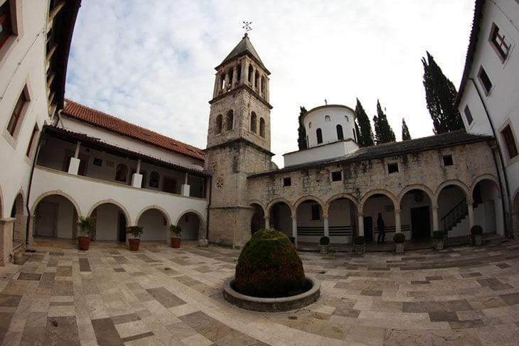 Krka Monastery - Croatia