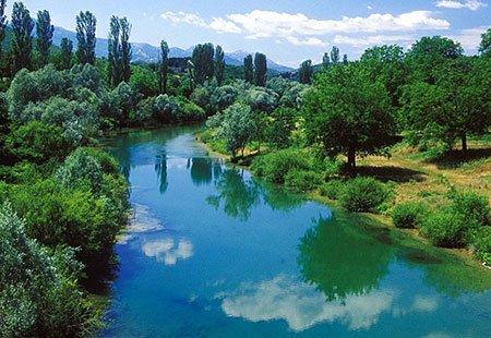 Rafting Cetina River Croatia