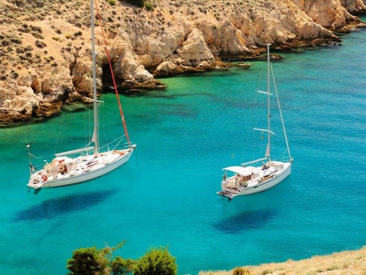 Sailing Croatia - Sailing Dalmatian Coast