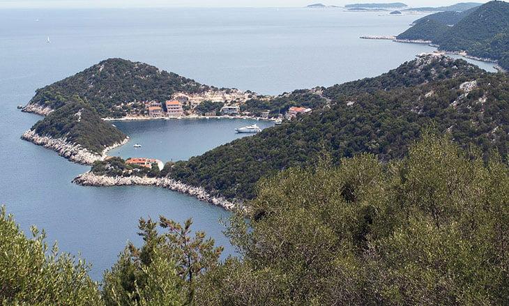Lastovo Croatia Island