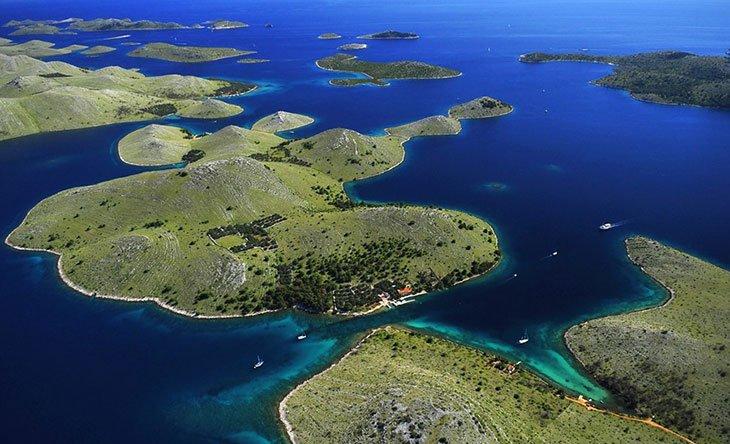Nature Park Lastovo Archipelago