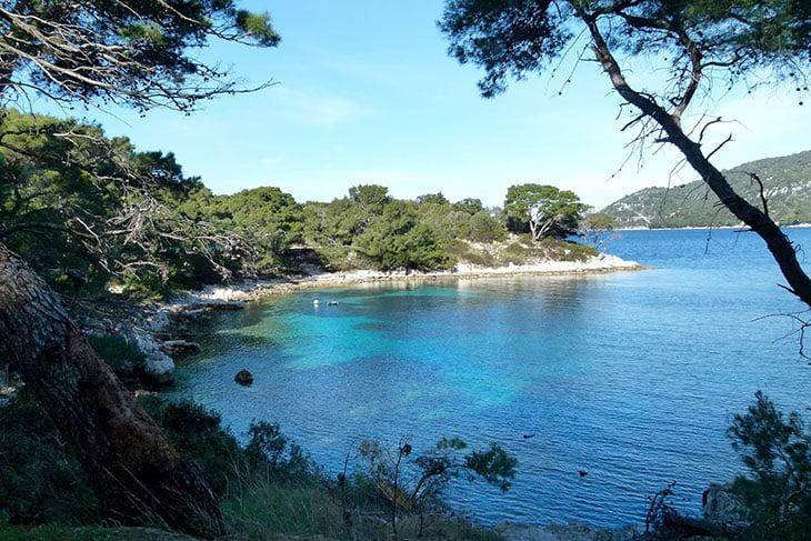 Lastovo Croatia - Island Nature