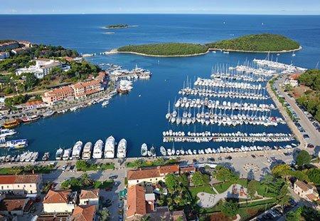 Vrsar Istria Croatia