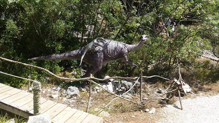 Vrsar Dinopark