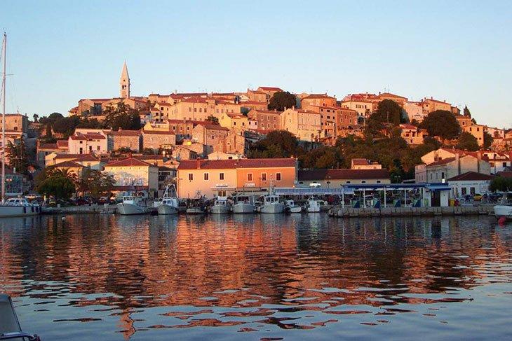 Vrsar Climate Croatia