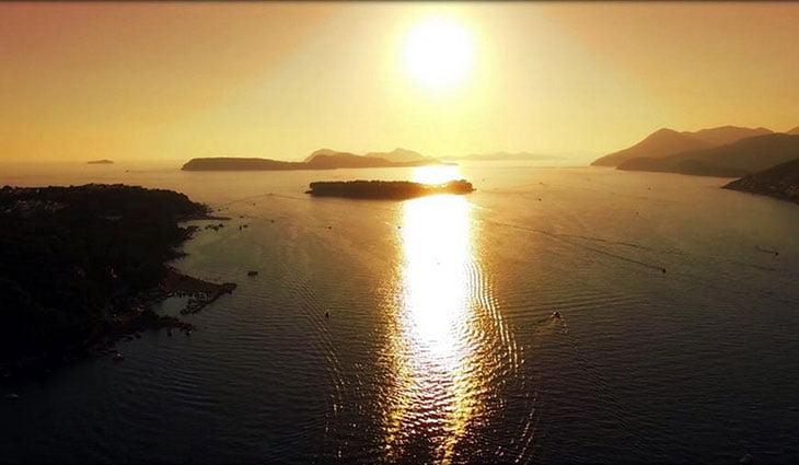 Podgora Sunset - Makarska