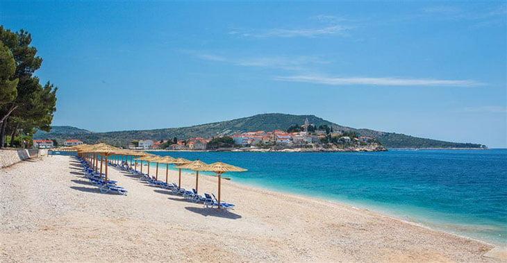 Primosten Beaches