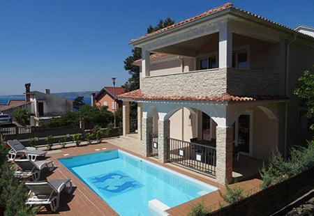 Villa Krk Island
