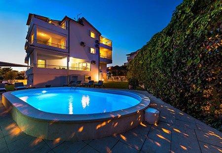 Villa Vodice Croatia
