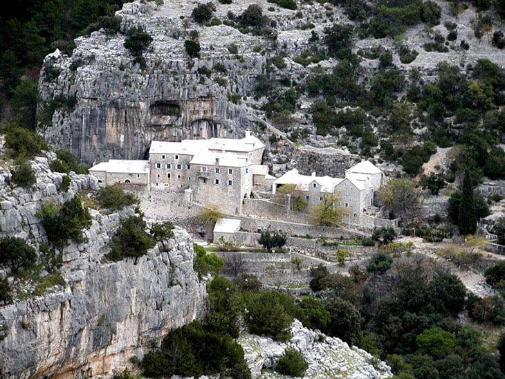 Blaca Monastery Brac Island