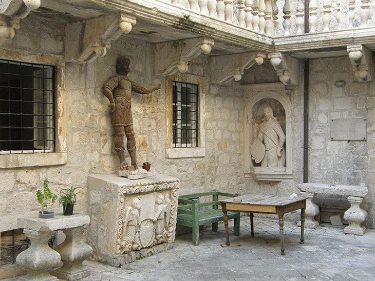 Arneri Palace - Korčula Croatia