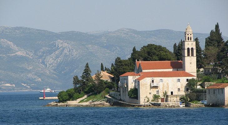 Korcula Monastery Of St Nicholas
