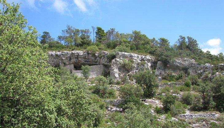 Tito Cave Vis Island Croatia