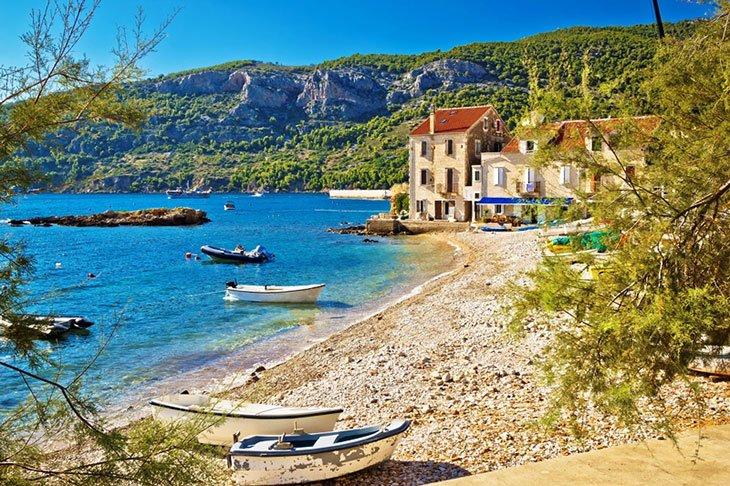 Croatia Vis Itinerary