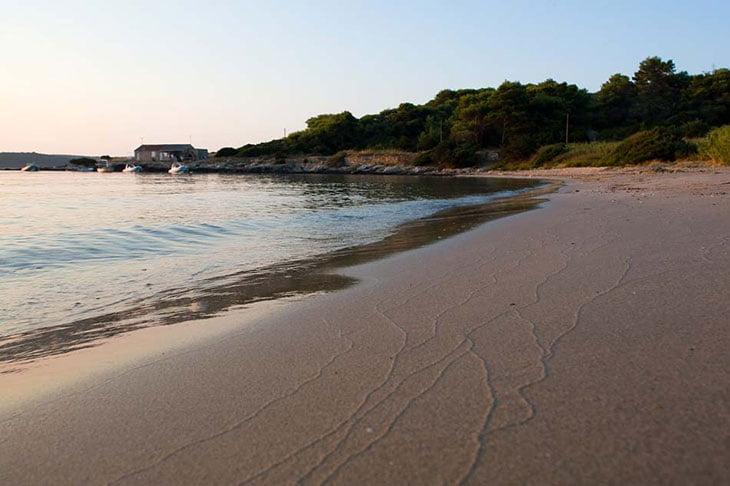 Zaglav Beach - Vis Island