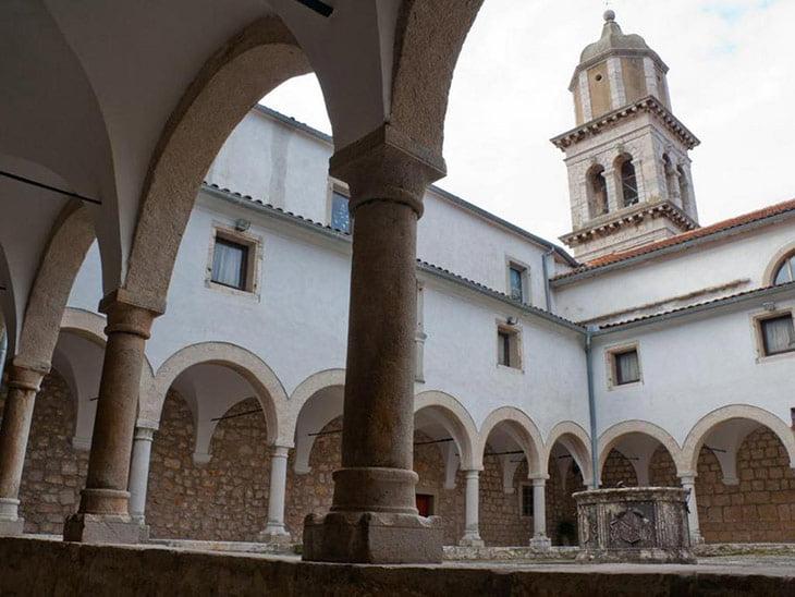 St Francis Convent - Cres Croatia