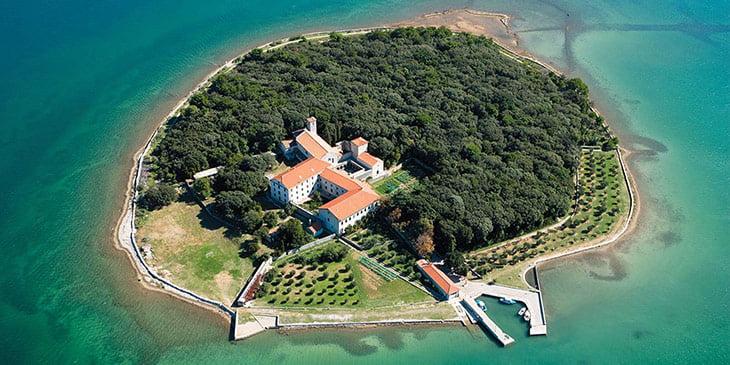 Kosjun Island Croatia Krk