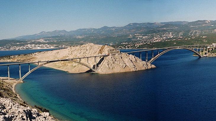 Krk Island Bridge