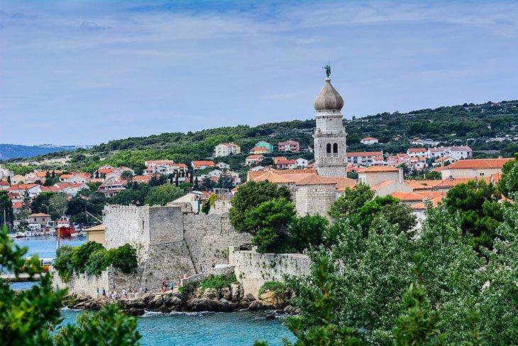 Krk Island itinerary Croatia