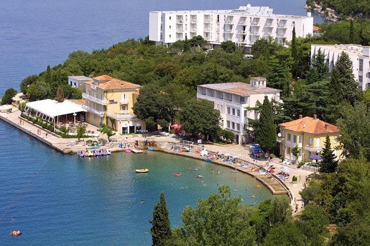 Krk Island Hotel Adriatic