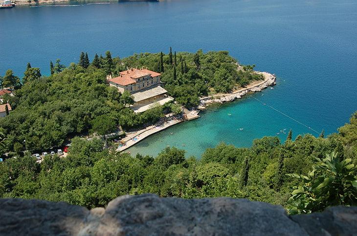 Omisalj Krk Island, Croatia