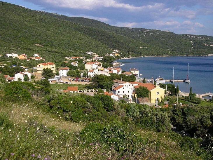 Martinscica Cres Island