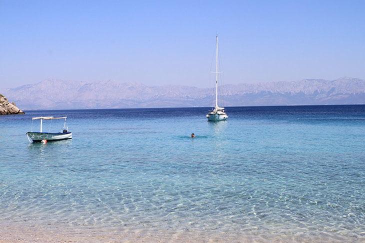 Meli Beach Cres Island