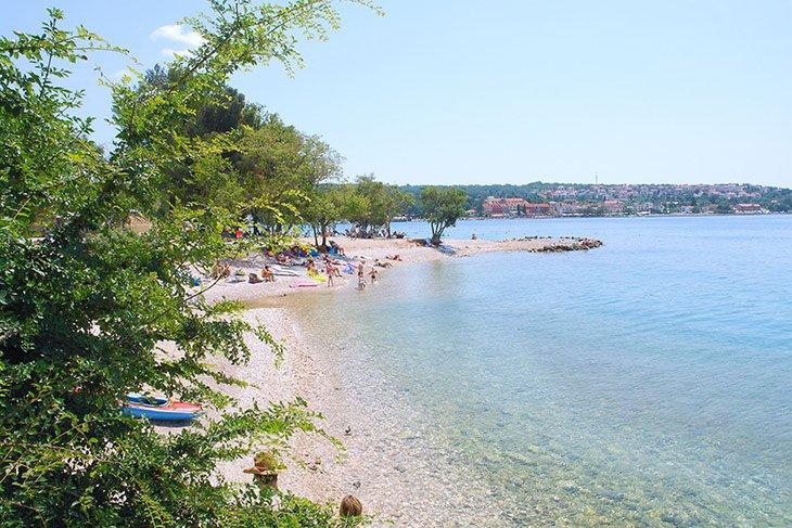 Njivice - Krk Island Croatia