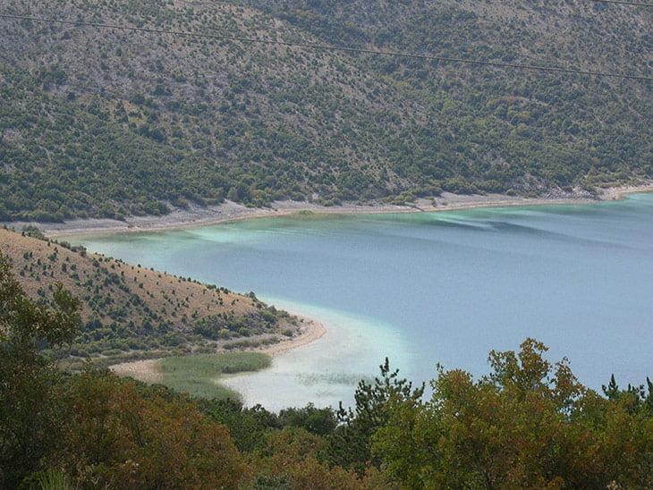 Cres island - Vrana Lake