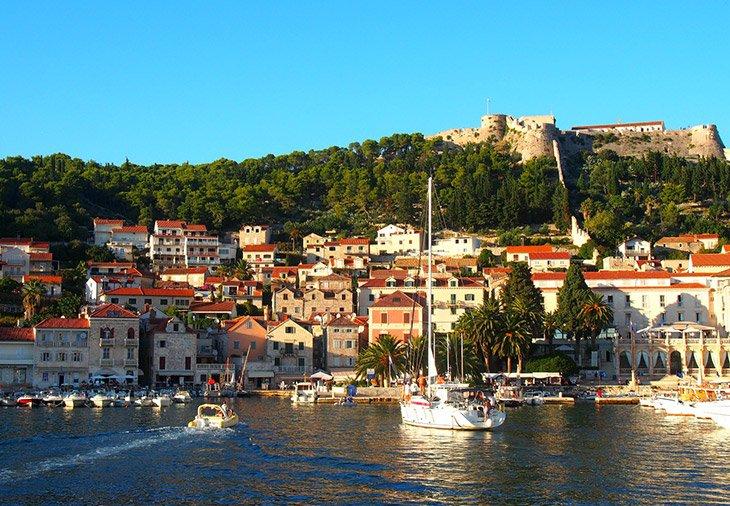 Hvar Town Riva