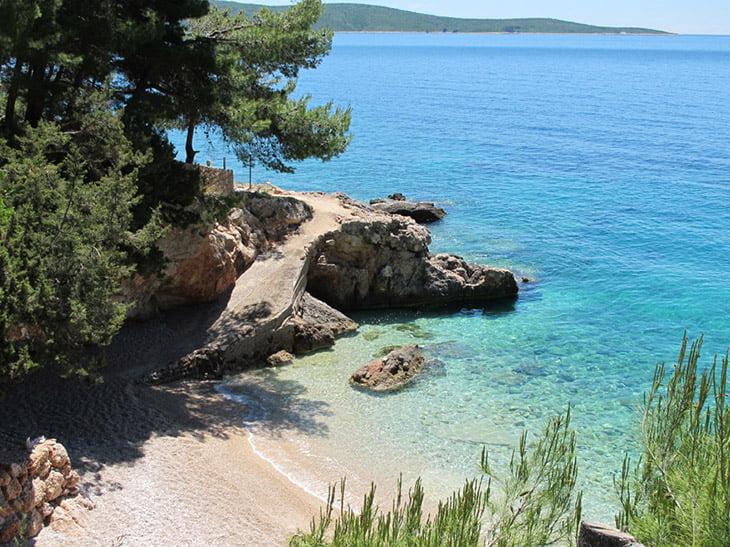 Zavala Beach