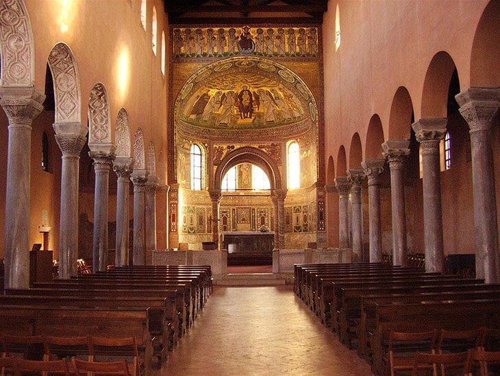 Euphrasian Basilica Poreč