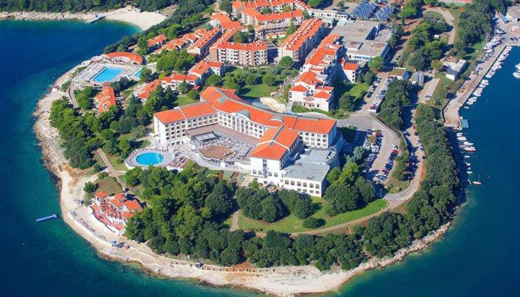 Hotel Plaza Pula