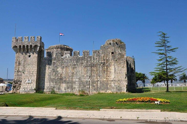 Kamerlengo Castle Trogir
