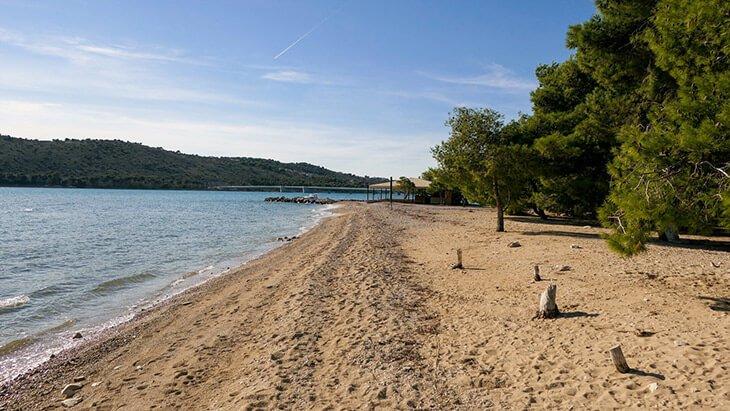 Pantana Beach Trogir